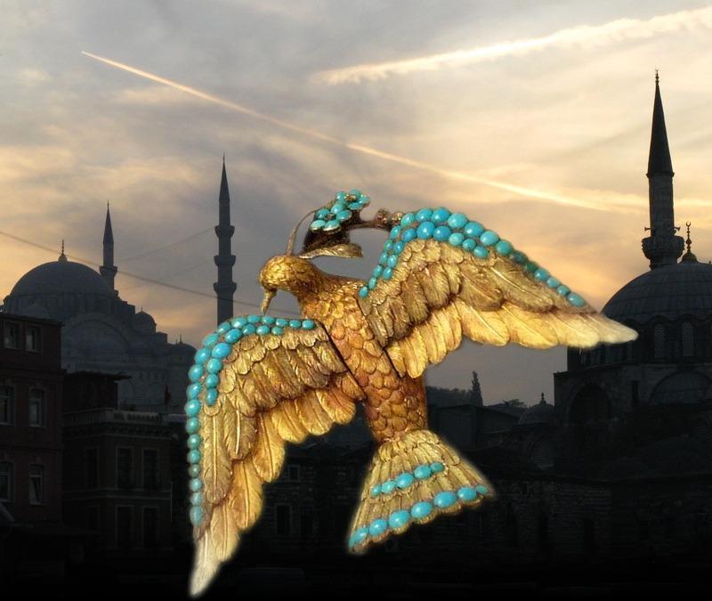 Byzantine bird