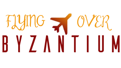flying over Byzantium